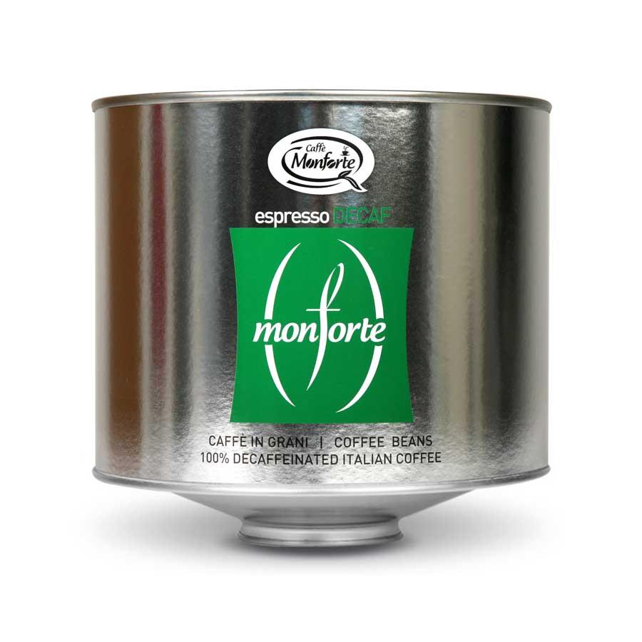 ESPRESSO DECAF COFFEE BEANS 1KG